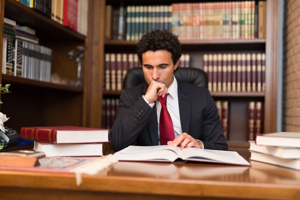 Your interests are above all with a competent criminal defence attorney.
